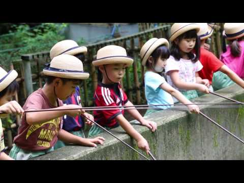 所沢文化幼稚園 自然観察園紹介動画