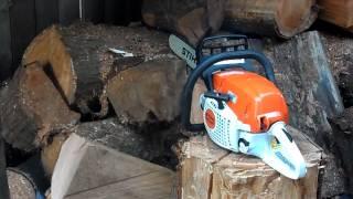 1. Stihl ms 291 chainsaw