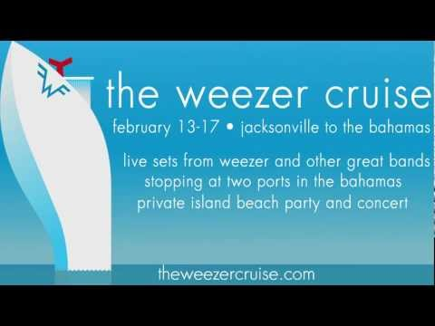 Stuck On A Boat With Weezer