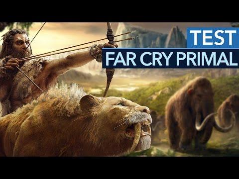 Far Cry Primal - Test-Video zum Steinzeit-Open-World-Abenteuer für PS4 und Xbox One