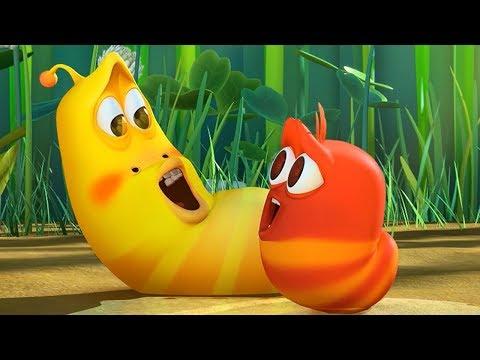 LARVA - THE BEGINNING | Cartoon Movie | Cartoons For Children | Larva Cartoon | LARVA Official - Thời lượng: 43 phút.