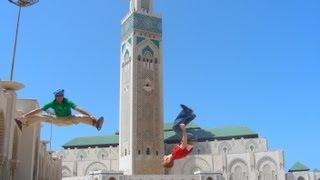One Day in Casablanca, Morocco !!!  الدار البيضاء , االمغرب