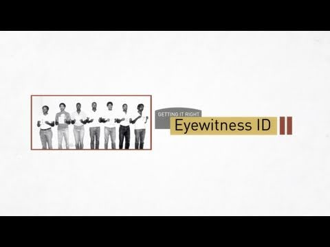 thesis eyewitness identification tasks My phd (2007, university of giessen) was about the postdiction of eyewitness identification performance and my research interests are in eyewitness memory, both concerning eyewitness identifications and interviewing eyewitnesses.