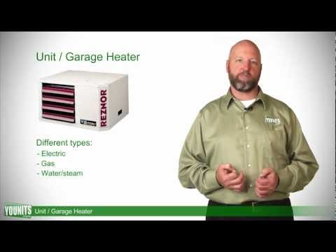 Video Guide to Electric Hanging Furnaces/Garage Heaters - Younits.com [HD]