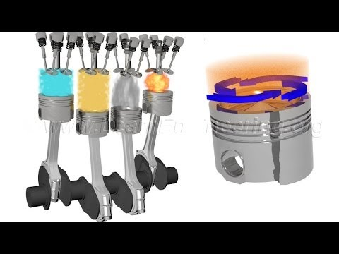 Diesel Engine, How it works?