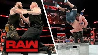 Nonton WWE Monday Night Raw 9/11/2017 Highlights HD - WWE RAW 11 September 2017 Highligh Reality Wrestling Film Subtitle Indonesia Streaming Movie Download