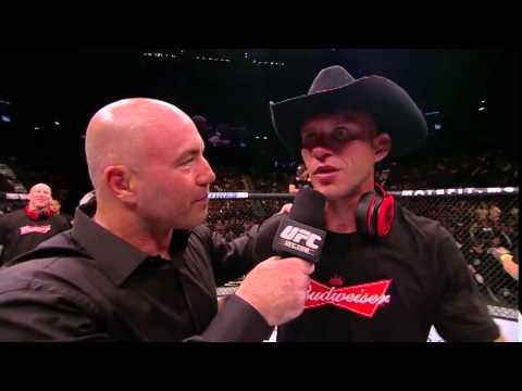 UFC 178%3A Donald Cerrone Octagon Interview