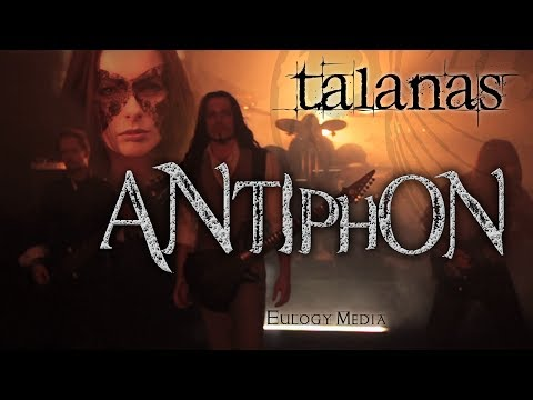 TALANAS - 'antiphon' (©2011 Eulogy Media Ltd.) online metal music video by TALANAS
