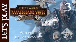 Total War Warhammer Gameplay FR 1080p HD Nouvelle série Total War Warhammer suite à la sortie du nouveau DLC avec les...