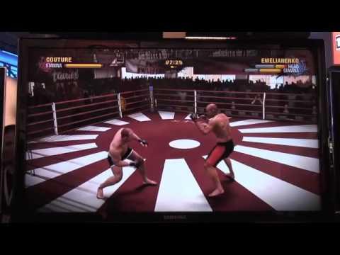 0 EA MMA: E3 Impression