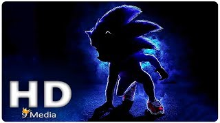 SONIC THE HEDGEHOG First Look (2019) Jim Carrey Live Action Sonic, New Upcoming Movies HD