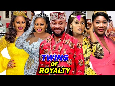 TWINS OF ROYALTY Complete Season - NEW MOVIE Mercy Johnson / Yul Edochie 2020 Latest Nigerian Movie