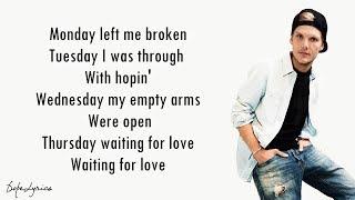 Video Avicii - Waiting For Love (Lyrics) MP3, 3GP, MP4, WEBM, AVI, FLV Juni 2018