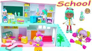 The Shoppies dolls are ready to go back to school! Its the Shopkins Happy Places Happyville High School! 4 rooms to decorate with the additional packs to create the classrooms like gym class, lunch cafeteria, science class and art class! Thank you Moose/Shopkins for sharing these awesome items with me :DJoin me Cookieswirlc as I become a cute baby in Roblox and play some other fun baby games! :DFREE Subscription Never miss a video!  Click here : http://bit.ly/1RYkDF6Watch More Cookie Swirl C  Toy Videos from Playlist:Limited Edition Found! Shopkins Petkins Happy Places Season 3 Surprise Blind Bags https://youtu.be/cJRkXxKhi7sColor Changing Nail Polish Painting Shopkins Happy Places Shoppies Doll - DIY Craft Video https://youtu.be/TAXxRzRfXFUBox Of Happy Places Shoppies Dolls with Exclusive Shopkins Petkins + Surprise Blind Bags https://youtu.be/19ZhEaUOQPICanterlot High School Dance My Little Pony Equestria Girls Minis Dolls MLP Rainbow Dash + More  https://youtu.be/PTAEptiUSmsSCHOOL SPIRIT Ever After High Dolls Apple & Raven Set and Shopkins Season 3 Blind Bag Unboxing https://youtu.be/x2468Bghy-M◕‿◕Who Is Cookieswirlc - a unique channel bursting with fun, positive, happy energy featuring popular videos on Disney Frozen, Princesses, Littlest Pet Shop LPS, Shopkins, mermaids, My Little Pony MLP, LOL Surprise baby dolls, Lego, Barbie dolls, Play Doh, and much muchy more!!! Everything form stories, series, movies, playset toy reviews, hauls, mystery surprise blind bag openings, and DIY do it yourself fun crafts!www.cookieswirlc.com◕‿◕You rock cookie fans! I'll see you in my next video! - Cookie Swirl C