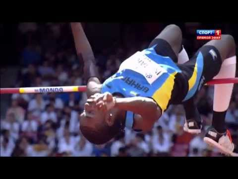 2.26 Ryan Ingraham HIGH JUMP WORLD CHAMIONSHIP Beijing 2015 qualification man
