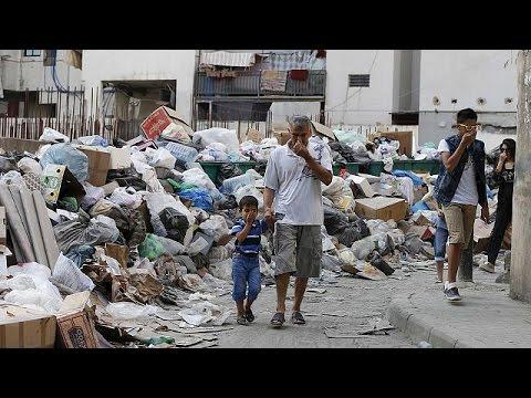 Crise des ordures : «Vous puez» mobilise au Liban