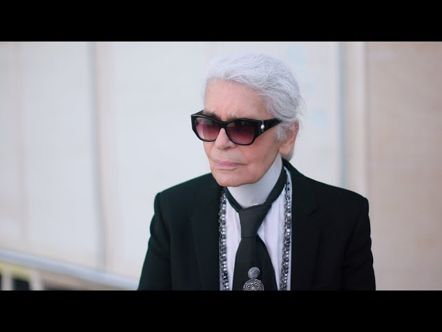 Karl Lagerfeld's Interview: Spring-Summer 2017 Ready-to-Wear CHANEL Show