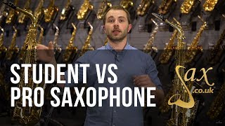 Video Student Saxophone Vs Professional Saxophone MP3, 3GP, MP4, WEBM, AVI, FLV Desember 2018