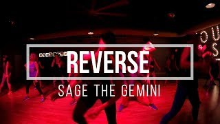 Video Reverse @ Sage the Gemini Throw Down at Fly Dance Fitness MP3, 3GP, MP4, WEBM, AVI, FLV April 2018