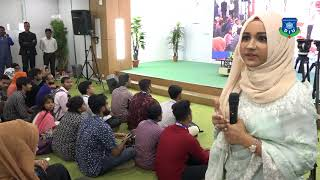 Video Tahmina Mostafa, Director  Maghna Group of Industries @ DIU Lecture Series13 -  30 July-18 MP3, 3GP, MP4, WEBM, AVI, FLV Desember 2018