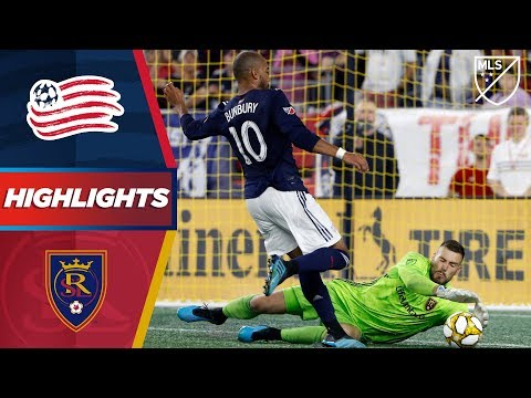 Video: New England Revolution vs. Real Salt Lake | Who will seal playoff spot? | HIGHLIGHTS