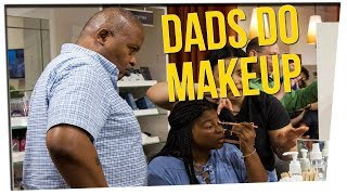 Video Fathers Taking Makeup Classes to Bond with Daughters ft. DavidSoComedy MP3, 3GP, MP4, WEBM, AVI, FLV Juli 2019
