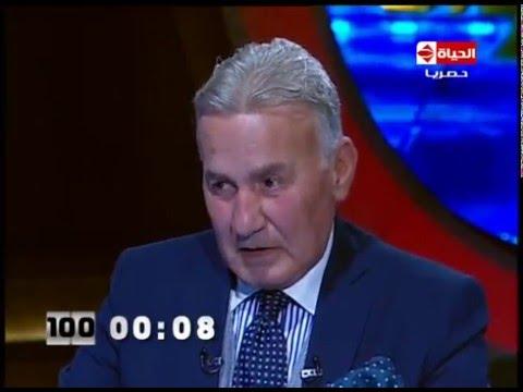 عزت أبو عوف: يوسف شاهين قال لي أنت لا تصلح كممثل