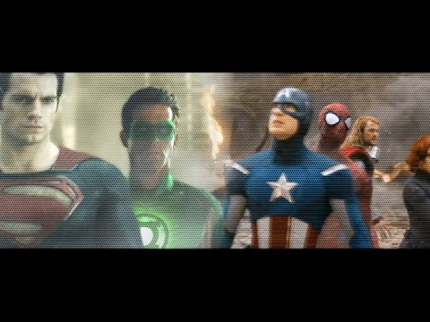Video Avengers v Justice League Trailer (FAN MADE) download in MP3, 3GP, MP4, WEBM, AVI, FLV January 2017