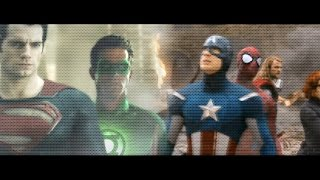 Nonton Avengers V Justice League Trailer  Fan Made  Film Subtitle Indonesia Streaming Movie Download