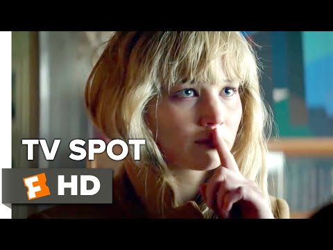Red Sparrow TV Spot - You Are Very Dangerous (2018) | Movieclips Coming Soon