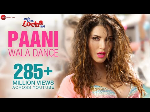 Paani Wala Dance - Sunny Leone - Uncensored Full Video | Kuch Kuch Locha Hai | Ikka | Arko | Intense