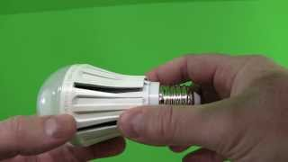LED Light Bulb Review
