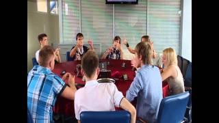 MafiaCl Kharkiv Кубок Слобожанщины 2014 Тур 1 Зал 1