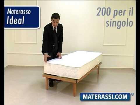 Materasso ortopedico Ideal