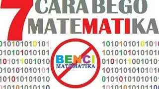Video 7 Cara Bego Matematika-Vol.1 MP3, 3GP, MP4, WEBM, AVI, FLV November 2017
