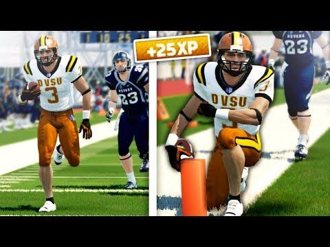 Longest play in DVSU History!   NCAA 14 Dynasty Ep. 9 (S1)