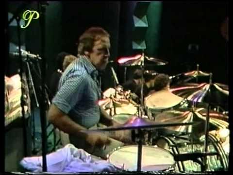 Buddy Rich Big Band - Montreal Jazz Fest Pt 1 (видео)