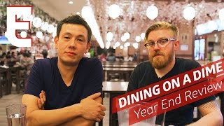 A Year-End Hang Out with the Guys Who Make Dining On A Dime — The Meat Show by Eater