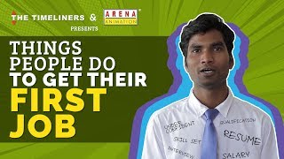Video Things People Do To Get Their First Job | The Timeliners MP3, 3GP, MP4, WEBM, AVI, FLV November 2017