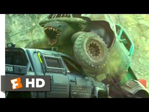 Monster Trucks (2017) - Monster Jam! Scene (10/10) | Movieclips