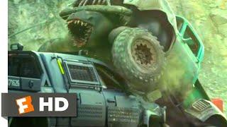 Monster Trucks (2017) - Monster Jam! Scene (10/10) | Movieclips