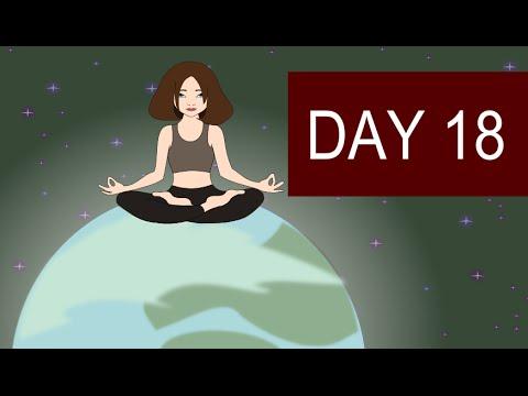 Aum/Om Mantra Chanting Meditation for Spiritual Awakening – Day 18
