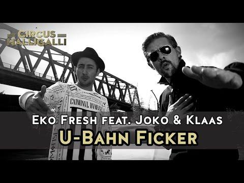 Fresh - Um den U-Bahn-Ficker direkt im Herzen zu treffen hat Eko Fresh gemeinsam mit Joko und Klaas den vielleicht schönsten Song der Welt geschrieben. Eko Fresh Alb...