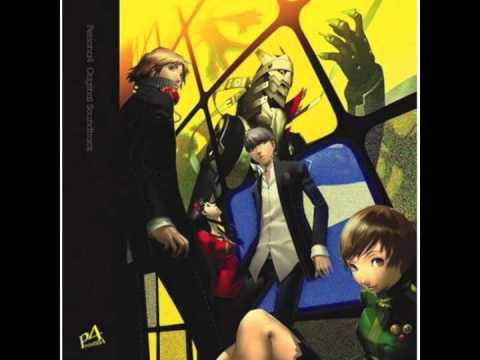 Persona 4 OST - Alone (Extended)