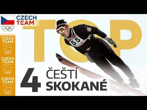 TOP: 4 čeští skokané