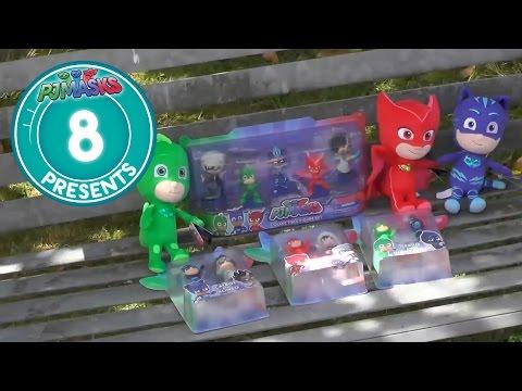 PJ Masks Creation 08 - Toy Hunt Surprise!