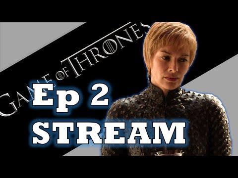 TheBattProductions Live Stream - Game of Thrones S7 Ep 2 PRE-SHOW Stream