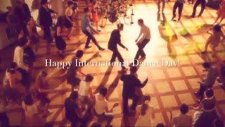 Wszystkiego najlepszego z okazji Międzynarodowego Dnia Tańca!