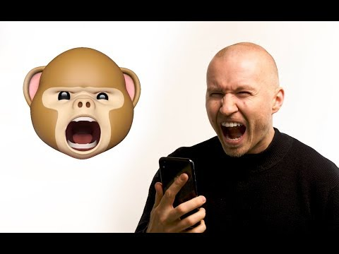 Impressionist Imagines What iPhone X Animojis Sound