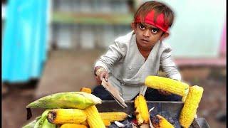 छोटू का भुट्टा   CHOTU KA BHUTTA   Khandesh Hindi Comedy   Chotu Comedy Video